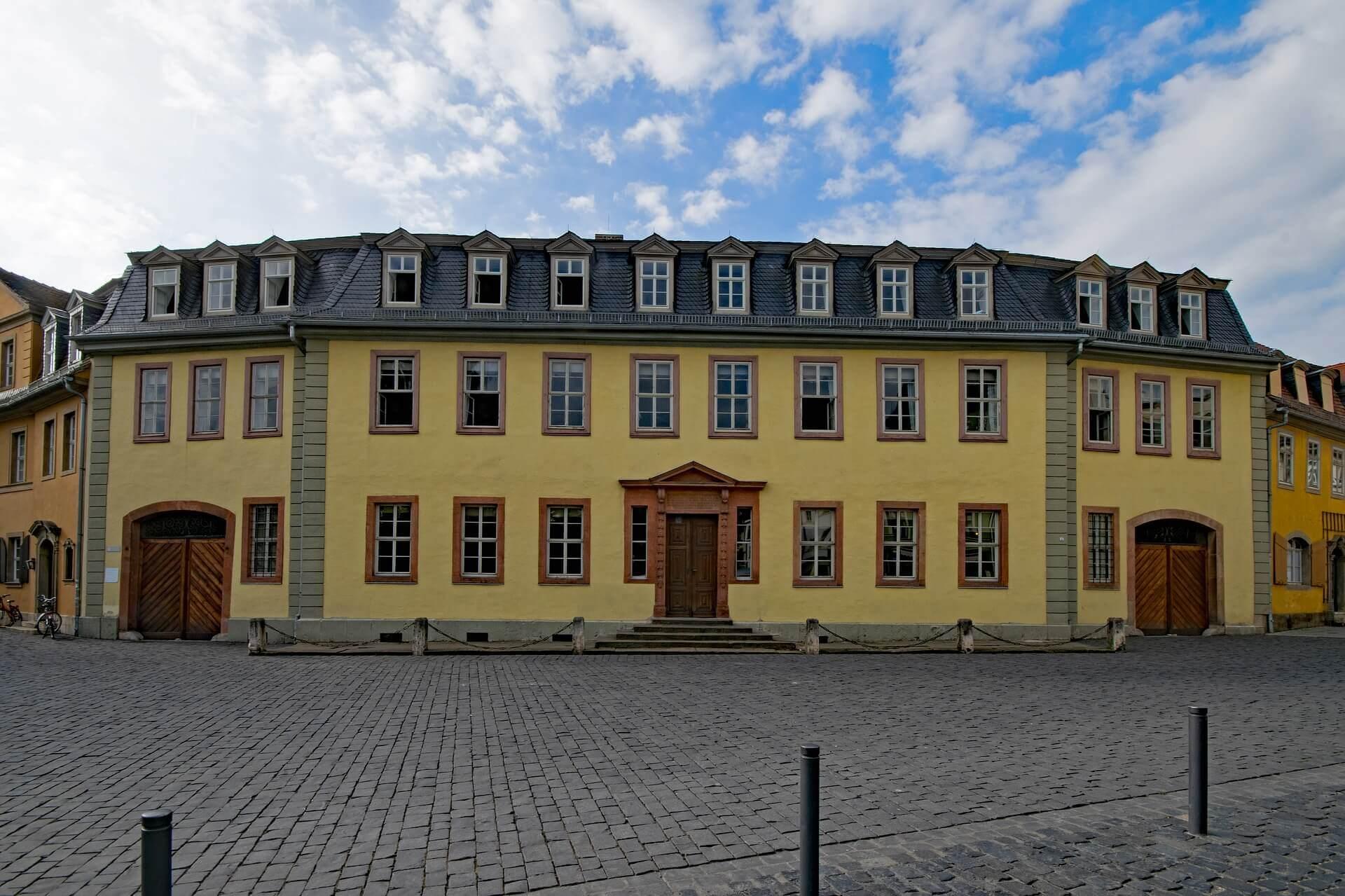 Goethes Wohnhaus Weimar